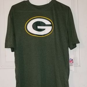 Youth green bay packers nfl shirt